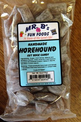 Picture of Horehound Rock Candy