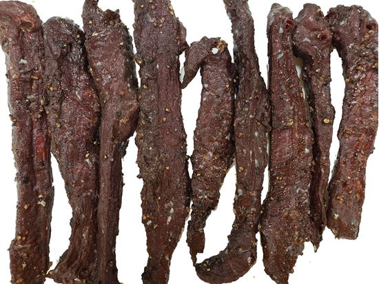 Picture of Pepper Beef Jerky