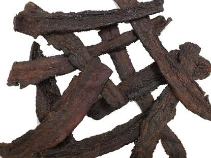 Picture of Pit-Smoked Bacon Jerky