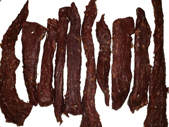Picture of Garlic & Onion Beef Jerky