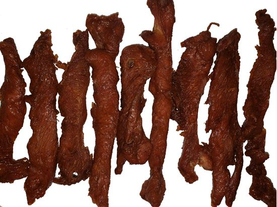 Picture of BBQ Turkey Jerky
