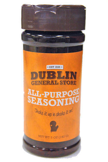Picture of Dublin's All Purpose Seasoning