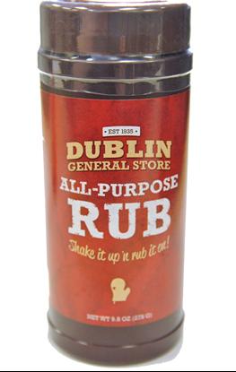 Picture of Dublin's All Purpose Rub