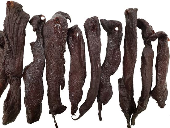 Picture of Double Smoke Original Elk Jerky