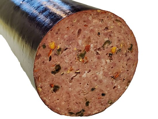 Picture of 3-Pepper Summer Sausage